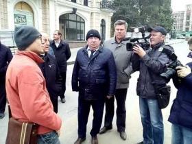 Embedded thumbnail for Инспекция Валерия Радаева на улице Волжская
