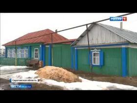 Embedded thumbnail for На «России 1» показали посвященную Саратовской области «агитку»